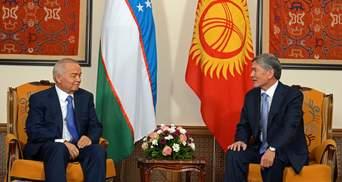 Президенти Узбекистану і Киргизстану посварились через День Перемоги