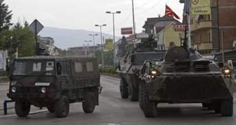 У Македонії — своя АТО. Терористи вбили вже 5 поліцейських