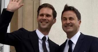 У Люксембурзі відгуляли гей-весілля прем'єр-міністра