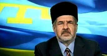 Голова Меджлісу Рефат Чубаров звернувся до кримськотатарського народу