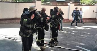 """""""Друзья"""" взяточника подожгли подвал мэрии, чтобы помешать милиции, — Геращенко"""