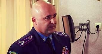 Головний ДАІшник України після скандалу пішов у відставку
