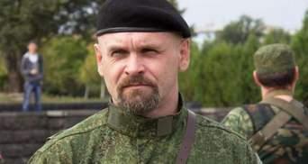 Террориста Мозгового убил спецназ РФ, — Геращенко