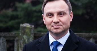 Анджей Дуда про Україну: ТОП-цитати нового Президента Польщі