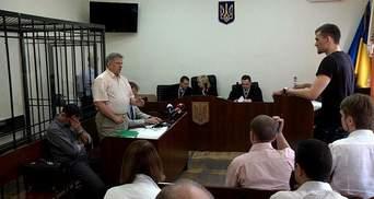 Избитые на Майдане студенты дали показания