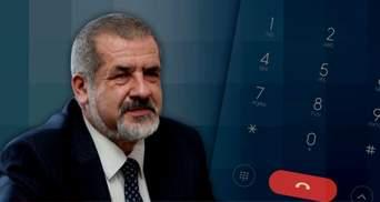 Хай Росія посадить пані Меркель за осуд анексії Криму, — Чубаров