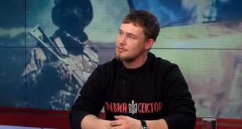 """Украинская армия меня шокировала, — россиянин, который стал """"киборгом"""""""
