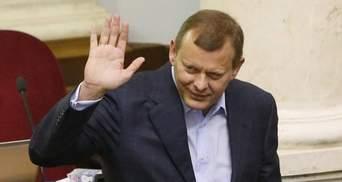 Нардеп рассказал, что стоит за попыткой побега Клюева из Украины
