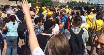 Геращенко: среди нападавших на Марш равенства могли быть демобилизованные из АТО