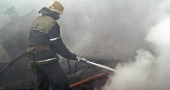 Деталі пожежі на нафтобазі під Києвом: 4 людини у важкому стані