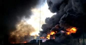"""Нефтебаза загорелась, потому что владельцы """"бодяжили"""" бензин, — журналист"""