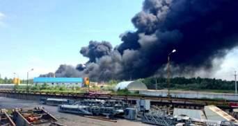 На уровень загрязнения Киева пожар не повлиял, — экологи