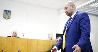 Під час суду над Мельничуком стався скандал