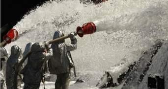 Пожежа під Києвом: головне про катастрофу