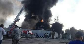 Пожежа під Києвом: рятувальники оприлюднили деталі трагедії