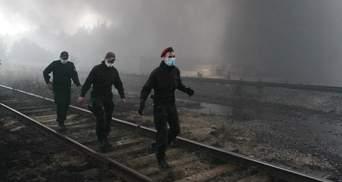 Зросла кількість жертв внаслідок пожежі під Києвом