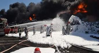 Що робити державі після вибуху на нафтобазі у Василькові?