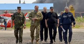 Турчинов озвучив кількість жертв масштабної пожежі під Києвом