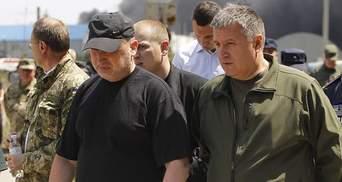 Власники нафтобази втекли до Росії, — Турчинов