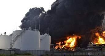 """СБУ назвала пожежу під Києвом """"екоцидом"""" і відкрила кримінальне провадження"""