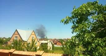 На нефтебазе под Васильковым возобновился пожар