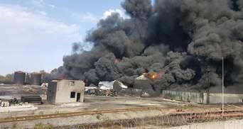 Корупційні схеми, які викрила пожежа на нафтобазі