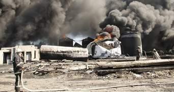 На нафтобазі під Києвом все спокійно і нічого не горить, — ДСНС