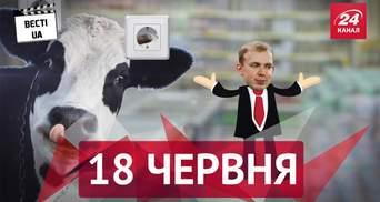 """Вєсті.UA. """"ДНРівські"""" міньйони, Курченко — новий герой анекдотів про молдован"""