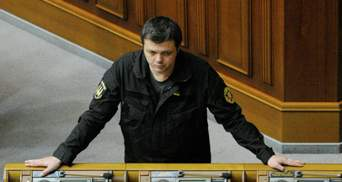 Семенченко пояснив, чому не голосував за відставку Наливайченка
