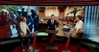 Убивать Бузину за статьи в интернете — это бессмыслица, — друг задержанного