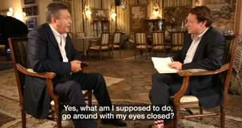 Одкровення Януковича. ТОП-цитати про Майдан, Путіна і улюблених страусів