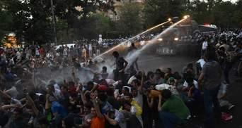 Акції протесту у Вірменії охопили 5 міст