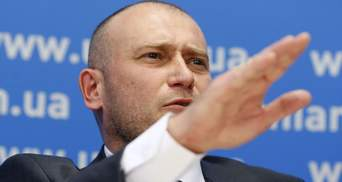 """Ярош: отставка Наливайченко показала """"гнилость и этой Рады"""""""