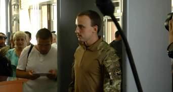 Подозреваемый в убийстве Олеся Бузины останется на свободе