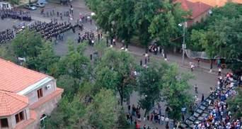 """Вірменська поліція готується розганяти """"Майдан"""": пряма трансляція"""