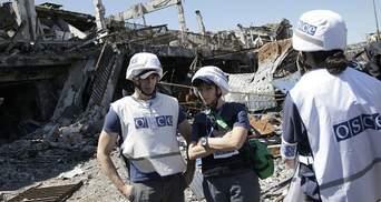 ОБСЕ – террористам: договариваться надо уже