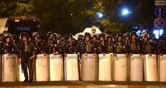 """""""Майдан"""" у Вірменії: поліція знову погрожує силою розігнати активістів"""