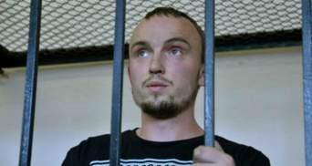 Подозреваемого в убийстве Бузины отправили за решетку
