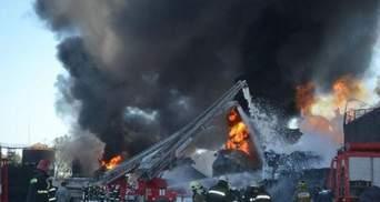 """Страшна пожежа на нафтобазі продовжує вбивати: помер працівник """"БРСМ"""""""