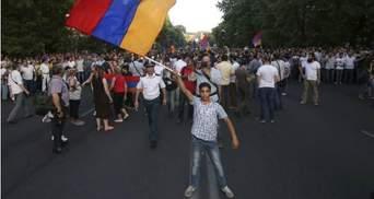 """""""Майдан у Вірменії"""": активісти поставили владі ультиматум"""