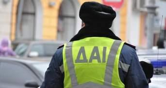 Київським ДАІшникам залишилось працювати кілька днів