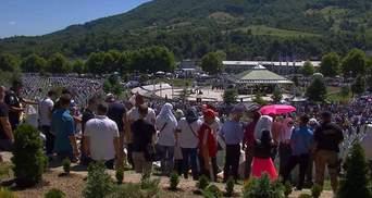 В Боснии вспоминают жертв геноцида