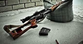 """СБУ подозревает """"Правый сектор"""" в незаконном вывозе оружия из АТО"""
