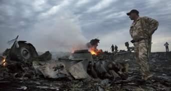 Рада дозволила продовжити розслідування катастрофи малазійського Boeing-777