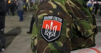 """Шестеро членів """"Правого сектора"""" все ще переховуються під Мукачевим"""