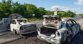 Називати події в Мукачевому терактом недоцільно, — СБУ