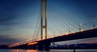 Давні легенди про столітні мости Києва