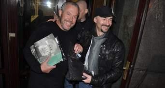 "Макаревич и ""Гайдамаки"" записали песню о мире в Украине"