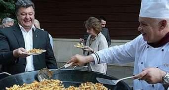 Корбан запросив Порошенка на суші