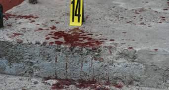Невідомий  розстріляв чоловіка у Рівному